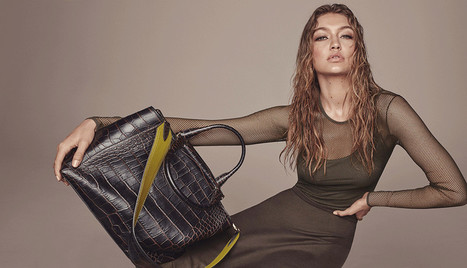 Gigi Hadid Just Made Handbags Looks Even More Fabulous | Purses and Handbags | Scoop.it