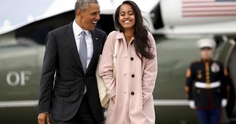 Filha de Obama terá ano sabático antes de ir para Harvard | sabático | Scoop.it