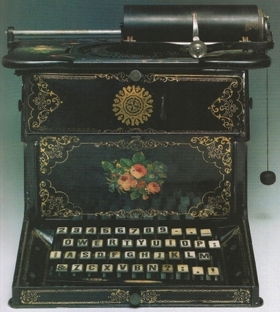 Mark Twain wrote the first book ever written with a typewriter   Biblio   Scoop.it