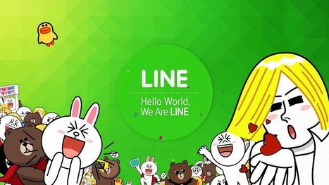 Line Chat and Video Voice Calling app (iPhone, Android, Windows Phone, MAC, PC) - YouTube   Médias   Scoop.it