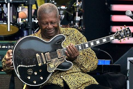 Listen: How B.B. King's guitar got its name, as told by King in 1968 | Merveilles - Marvels | Scoop.it