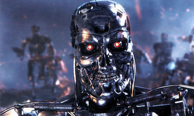 Scientists create bionic particles 'inspired by Terminator' - The Guardian (blog) | Arnold-Schwarzenegger-Terminator-leather-jacket | Scoop.it