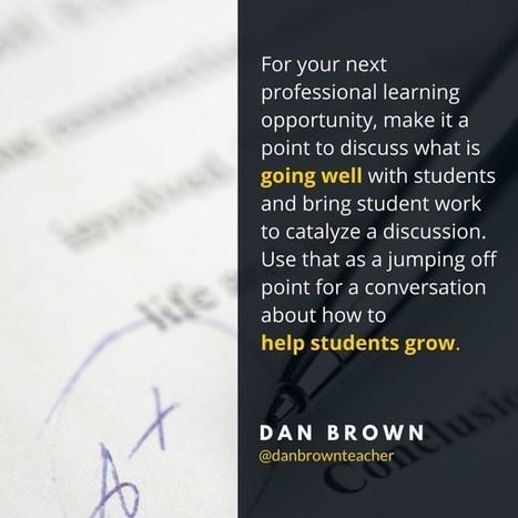 Teacher PD Is Still Broken, These 3 Steps Can Fix It | Durff | Scoop.it