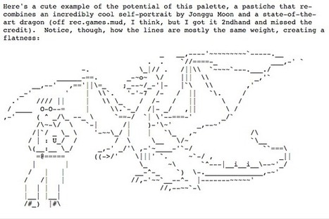 A Brief History of Emojis, Emoticons and ASCII Art — Mobile Lifestyle | ASCII Art | Scoop.it