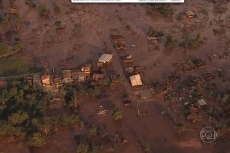 Brésil:au moins 17 morts après la rupture d'un barrage minier | Amérique latine | Social Performance - Natural Resources | Scoop.it