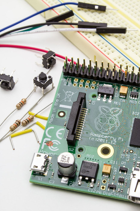 New Project: Making a Simple Soundboard with Raspberry Pi | Raspberry pi | Scoop.it