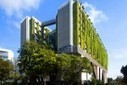 School of the Arts is a Vibrant Green Addition to Singapore's City Center | Vertical Farm - Food Factory | Scoop.it