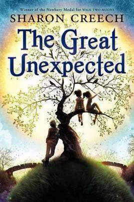Children's Book Review: The Great Unexpected | What's up 4 school librarians | Scoop.it