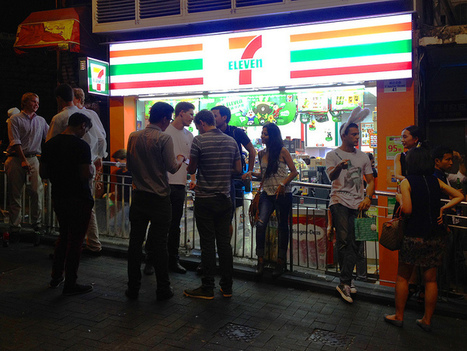 7-Eleven : de la supérette au night-club | Retail2.0 | Scoop.it