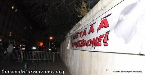 Interpellations ce matin en #Corse, rassemblement ce soir | #AMNISTIA #Infos #Corsica #Corse | Scoop.it