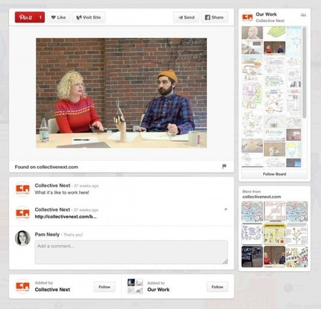 17 Smart Ways B2B Marketers Can Use Pinterest | Content Marketing and Curation for Small Business | Scoop.it