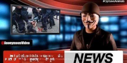 Dax : les Anonymous dénoncent des violences policières contre des ... - Midi Libre | We Are Anonymous | Scoop.it