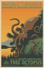 Save The Pacific Northwest Tree Octopus | Geography Education | Scoop.it