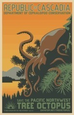 Save The Pacific Northwest Tree Octopus | History and Social Studies Education | Scoop.it