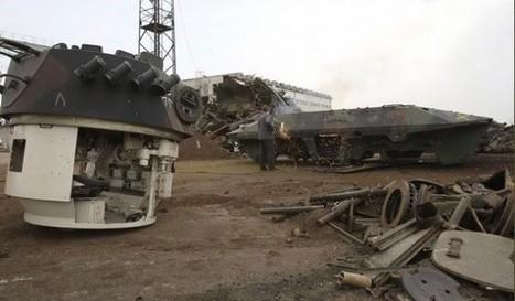 KMW démantèle désormais les chars de combat | DEFENSE NEWS | Scoop.it