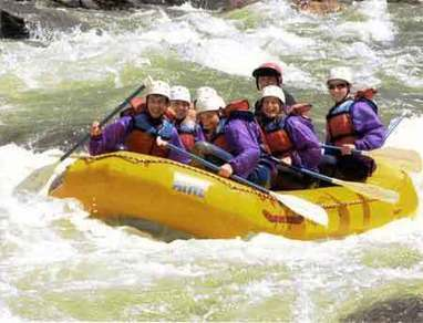 White River rafting in Manali | Indian Travel World | Scoop.it