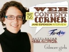 Web Content Corner: Jane Espenson Interview Part II | Transmedia: Storytelling for the Digital Age | Scoop.it