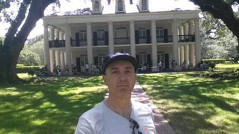 Tweet from @Mrblinkandmizit | Oak Alley Plantation: Things to see! | Scoop.it