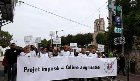 Pierrefeu, Forges-les-Bains, Allex: une journée de manifestions anti-migrants | Think outside the Box | Scoop.it