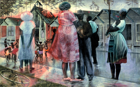 Peabody Essex Museum exhibit places visions by leading African-American artists in context of 20th-century upheavals - The Boston Globe | Boston-area Museums | Scoop.it