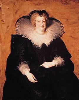 3 juillet 1642 mort de Marie de Médicis | Racines de l'Art | Scoop.it