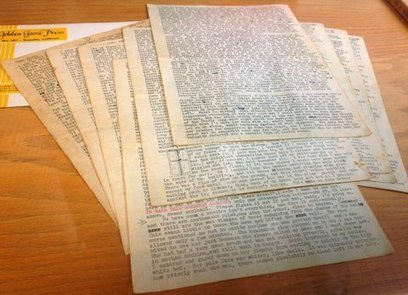 Long-Lost Letter from Neal Cassady to Jack Kerouac Headed to Auction (Again) | Writers & Books | Scoop.it