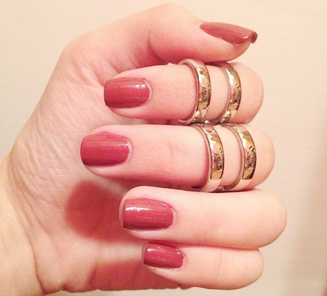 Beautyfineprint: My most worn OPI-Yucatan if u want and a short story about my nails | Beauty | Scoop.it