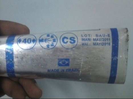 Brazilian Manufactured CS munition being used in Bahrain | Human Rights and the Will to be free | Scoop.it