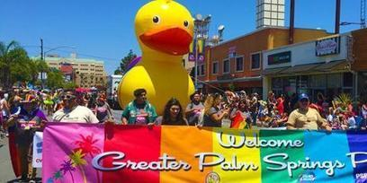 Here's what to do during Greater Palm Springs Pride this week