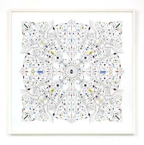 Mandala technologique | C@fé des Sciences | Scoop.it