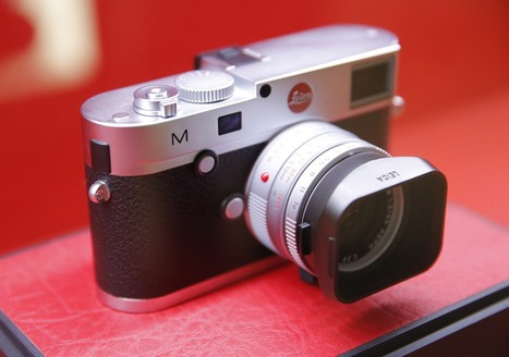 Why Leica Camera decided to leave its beloved R series behind - Washington Post | photography and mobile stuff | Scoop.it