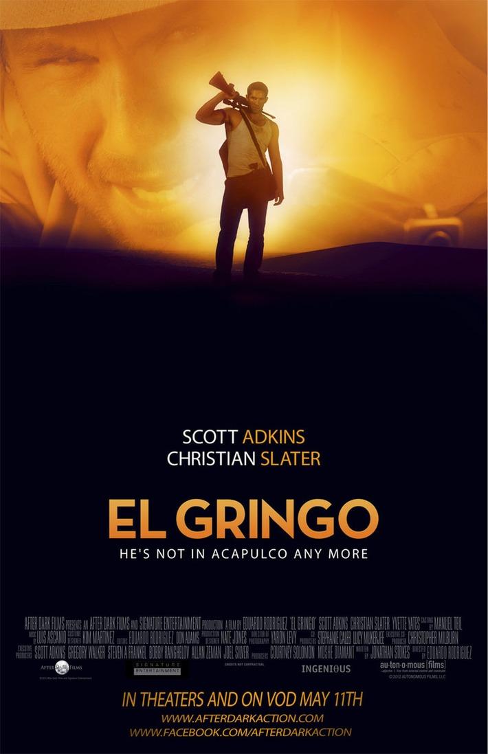 El Gringo (2012) Movie Review | BeyondHollywood.com | Machinimania | Scoop.it