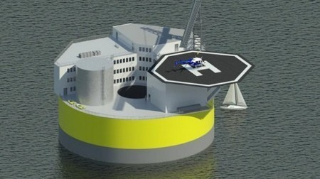Floating nuclear plants could prove tsunami-proof | GizMag.com | Tsunamis | Scoop.it