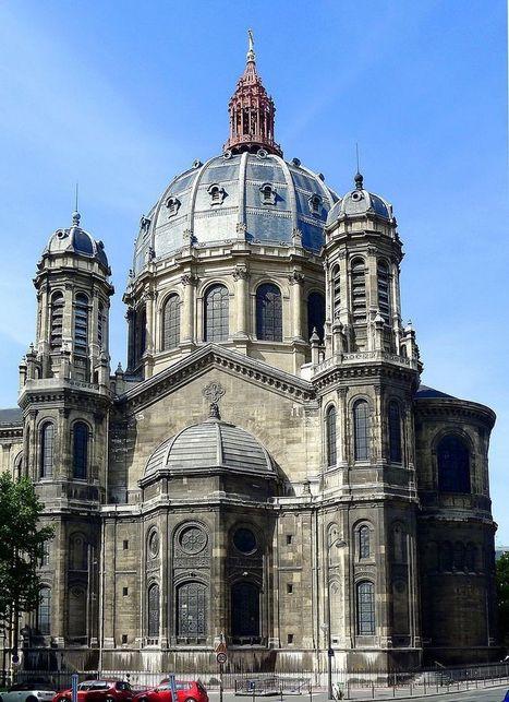Paris veut des bâches publicitaires pour restaurer ses églises | L'observateur du patrimoine | Scoop.it