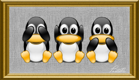 Penguinzophren-tableau | The Blog's Revue by OlivierSC | Scoop.it