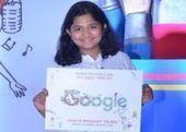 Anvita Prashant Telang from Pune Won the Doodle 4 Google 2016 Contest | Technology Gadget Reviews | Scoop.it