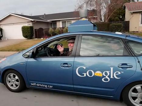 Self-Driving Cars Gain Backing of U.S. Regulators - IEEE Spectrum | leapmind | Scoop.it