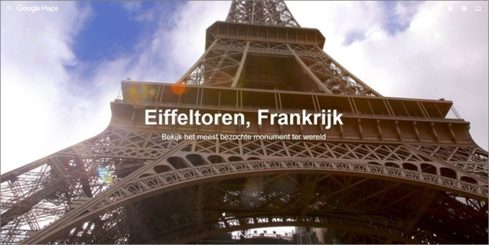 Edu-Curator: Voor de aardrijkskundeles! Google Street View: Parijs vanaf de Eifeltoren | Educatief Internet - Gespot op 't Web | Scoop.it
