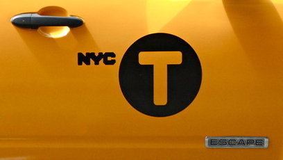 In the City, 'T' Stands for Taxi   Brand Marketing & Branding   Scoop.it