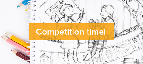 My Two Blankets Colouring Competition - Reading Australia | Reading discovery | Scoop.it