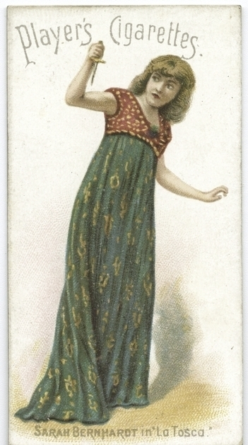 Cigarette Cards: Actors & Actresses (1898) | MOVIE AND TELEVISION MEMORIES | Scoop.it