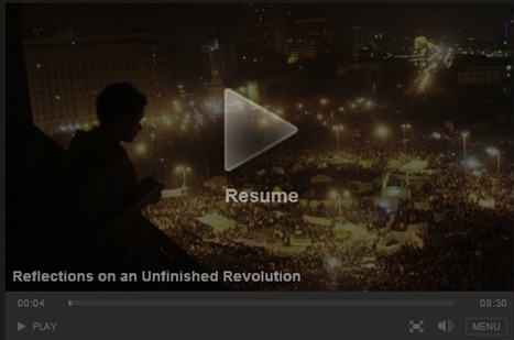 Egypt--Reflections on an Unfinished Revolution | The Geography Classroom | Scoop.it