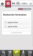 Onisep Mobile - application très riche pour decouvrir métiers et formations   Orientation lycée Condorcet   Scoop.it