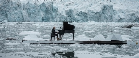 World Renowned Pianist Performs Concert Floating on the Arctic Ocean | Le Panda De Cina ✪ | Scoop.it