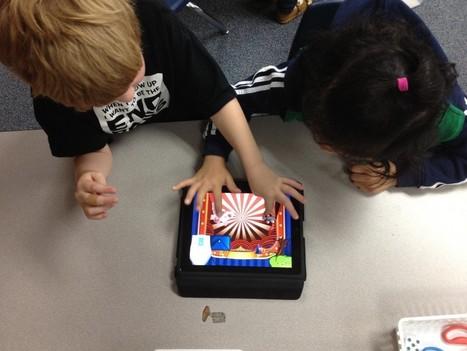 Technology Focus: The Learning | Tech in Kindergarten | Scoop.it