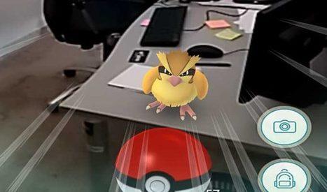 Jeu Pokémon Go : Une frénésie qui touche aussi la Tunisie ! (photos, vidéos) | Tekiano :: TeK'n'Kult | Info Com , web 2.0 | Scoop.it