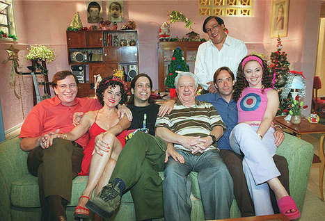 La familia Rodríguez | Español para los más pequeños | Scoop.it