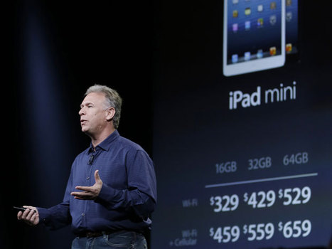 APPLE: Here's Why We're Charging $329 For The iPad Mini | Great Geeky Gadgets | Scoop.it