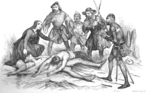 5 janvier 1477 Mort de Charles le Téméraire | Racines de l'Art | Scoop.it