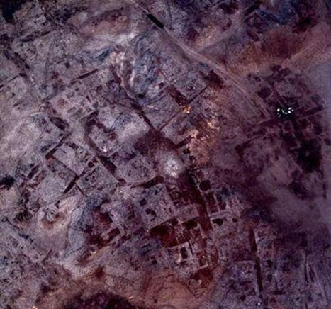 Aparece una ciudad grecorromana bajo el delta del Nilo en Rosetta | Mundo Clásico | Scoop.it